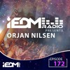 Ørjan Nilsen - iEDM Radio 172 2018-01-07 Artwork