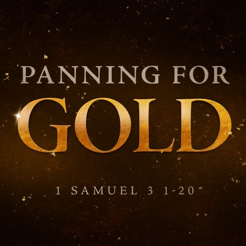 """1-7-2018 """"Panning for Gold"""" Rev. Clay Thomas"""
