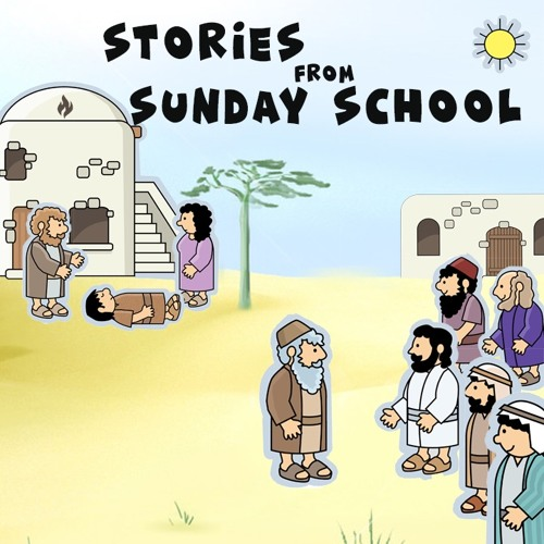 Stories From Sunday School Week 2 - Finish Strong