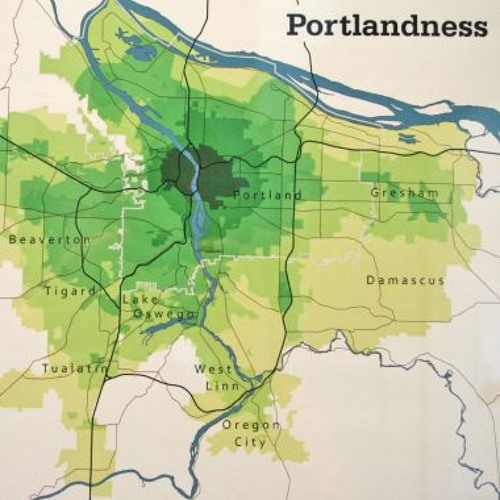 'Portlandness: A Cultural Atlas' Authors David Banis & Hunter Shobe