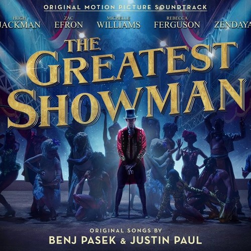 A Million Dreams - Ziv Zaifman;Hugh Jackman;Michelle Williams (Ost The Greatest Showman) (Cover)