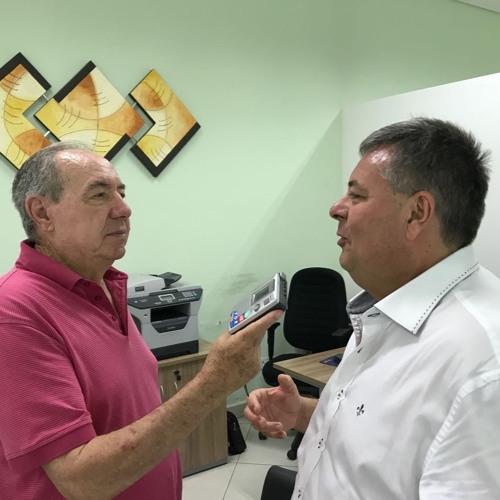 'O povo quer emprego' - Gerson Sartori fala com Afonso Pereira
