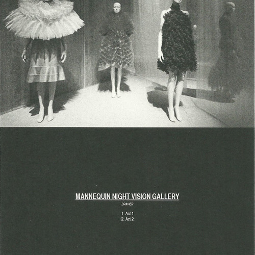 "Act 1 (Excerpt From ""Mannequin Night Vision Gallery"" CDr)"