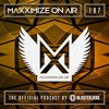 Blasterjaxx - Maxximize On Air 187 2018-01-05 Artwork