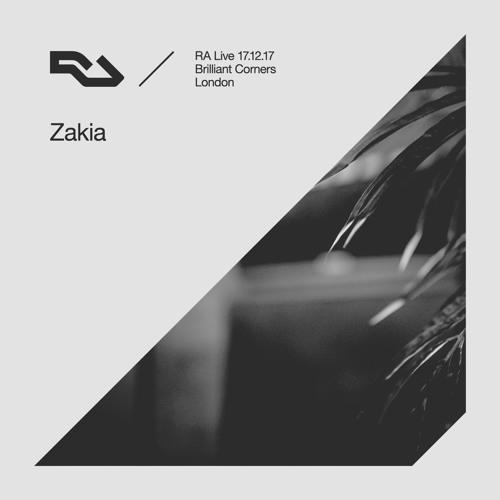 RA Live - 17.12.17 Zakia at Brilliant Corners