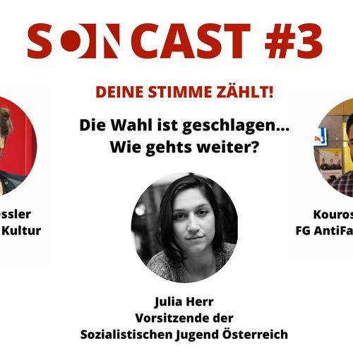 SoNcast3 Julia Herr