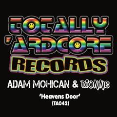 Adam Mohican & Dionne - Heaven's Door (TA042)- OUT 15.6.18