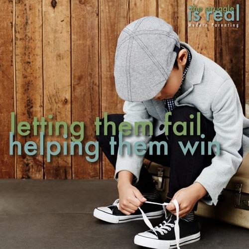 Letting Them Fail, Helping Them Win feat. Tim Popadic
