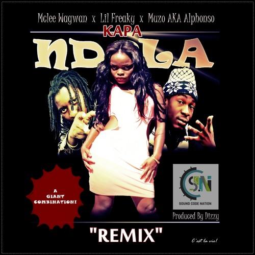 Mclee Wagwan -  Ft. Lil Freak x Muzo AKA Alfonso - KAPA NDOLA [Remix]