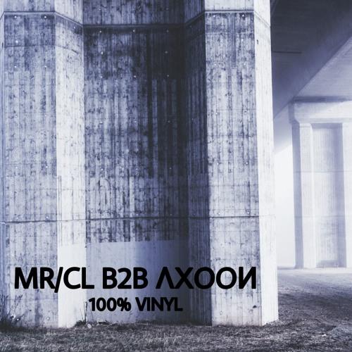 MR/CL B2B ΛXOOИ 100 % Vinyl 2018