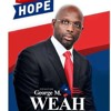 CDC Campaign song George Weah Country Giant #LIB