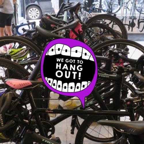 Episode 18 // Rapha Cycle Club w Anne-Marije Rook & Aaron Erbeck