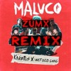 Karetus X Wet Bed Gang - Maluco (Zumx Remix) Portada del disco