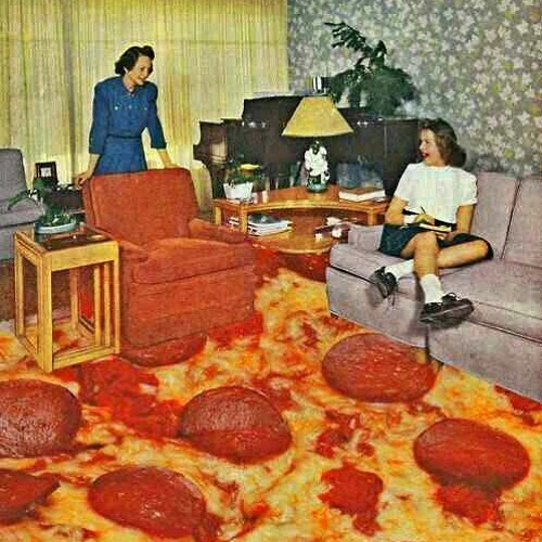 Pizza'N'Roll