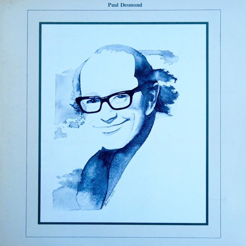 Paul Desmond - Too Marvelous For Words(Vinyl)