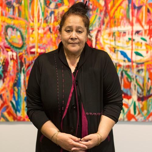 Artist Emily Karaka on her work 'The Treaties'