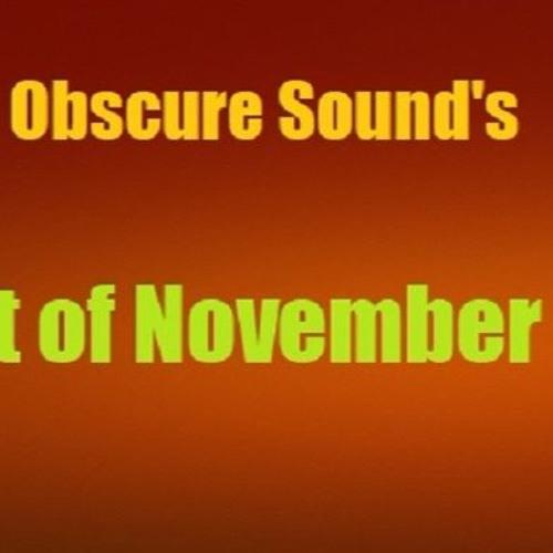 Obscure Sound - Best of November 2017