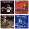 Ep 109: Megadeth Era 1 - MegaDrugs 83-90 - Discography Roundtable