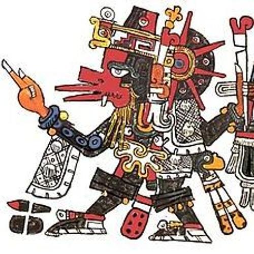 Quetzalcoatl, a God born in the Aztec mind