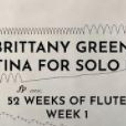 Sonatina for flute
