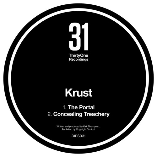 Krust - The Portal / Concealing Treachery