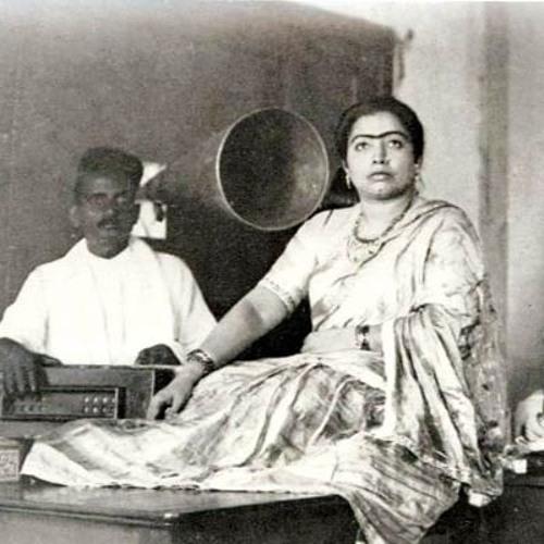 Chum chananan' bichuvā - Chant khayāl dans le rāga jaunpurī par Gauhar Jan (1902)