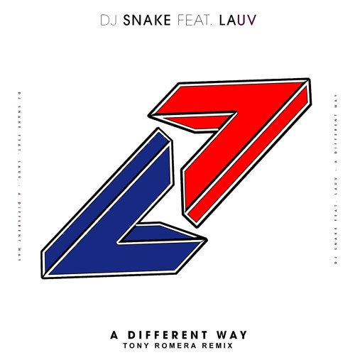 DJ Snake - A Different Way feat. Lauv (Tony Romera Remix) скачать бесплатно и слушать онлайн