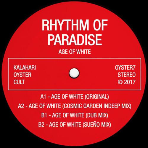 """DC Promo Tracks #132: Rhythm Of Paradise """"Age Of White"""" (Cosmic Garden Indeed Mix)"""