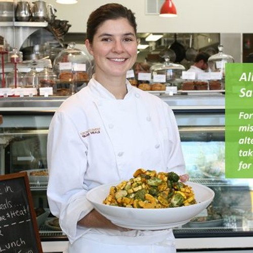 NOLA By Mouth: Chef Alison Mountford of Square Meals