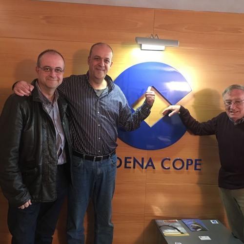 Converses Gironines a COPE Girona