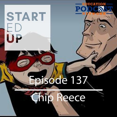 Chip Reece: Graphic Novel Special Needs Superhero