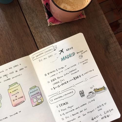 03. 分享使用子彈筆記 Let's talk about Bullet Journal