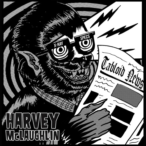 Harvey McLaughlin 'Tabloid News' (full album)
