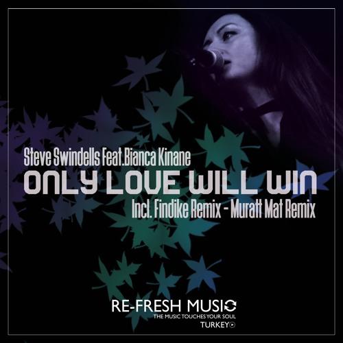 Steve Swindells feat Bianca Kinane - Only Love Will Win (Muratt Mat Remix)