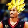 Super Saiyan Iverson (Basketball Dragon Ball Z Parody) | SSJ9K