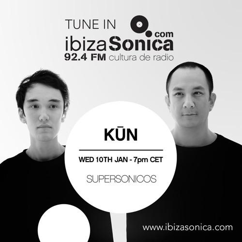 Live on IBIZA SONICA RADIO - 10.01.2018