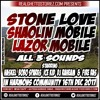 STONE LOVE X SHAOLIN MOBILE X LAZOR MOBILE IN HARMONS 16TH DECEMBER 2017 PART2