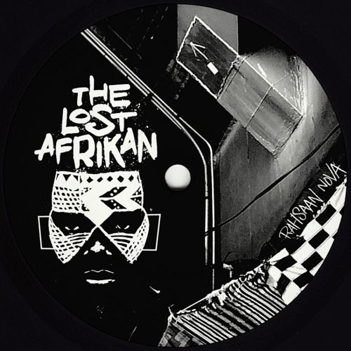 Rahsaan Nova - The Lost Afrikan (DR-RA01)