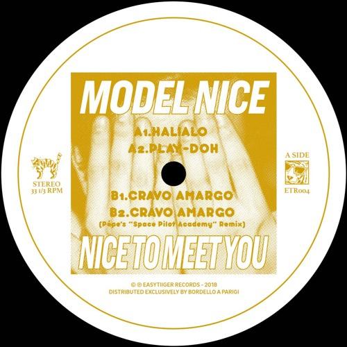 "Model Nice - Cravo Amargo (Pépe's ""Space Pilot Academy"" Remix)"