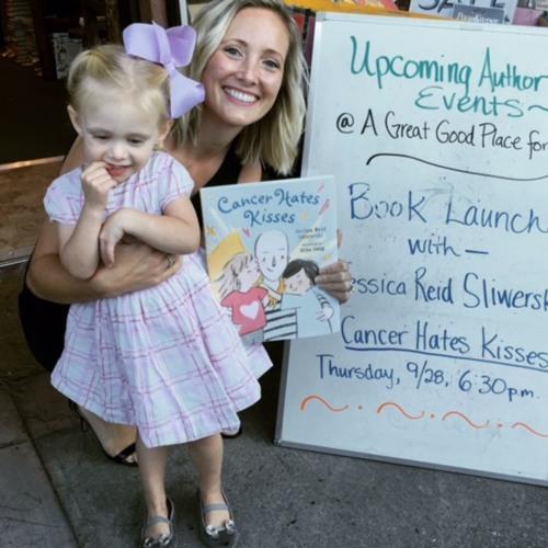 Cancer Hates Kisses with Jessica Reid Sliwerski