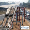 Foot Overbridge With Escalators Applauded in Growing Indian City