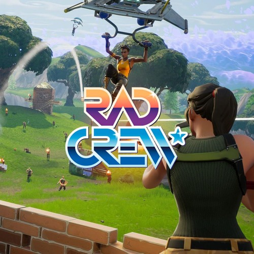 Rad Crew S15E02: Fortnite Battle Royale With Cheese