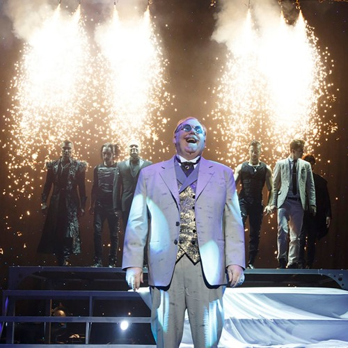 Kevin James of The Illusionists - STNJ, Episode 163