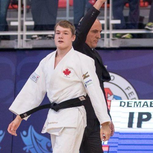 Judo Canada: Joel DeMaere on National Championships Elite 2018
