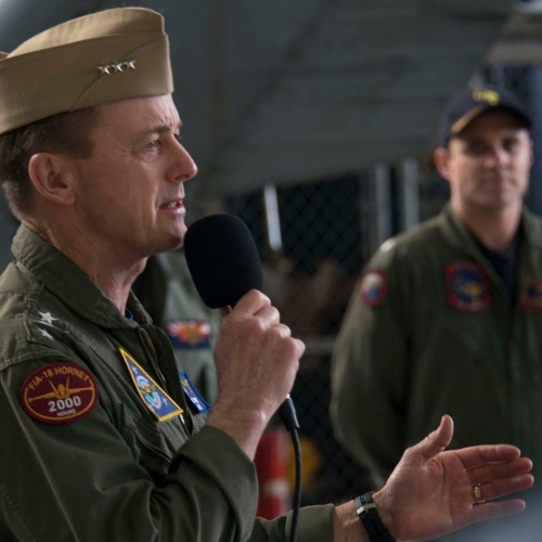 PROCEEDINGS interview with ADM Shoemaker