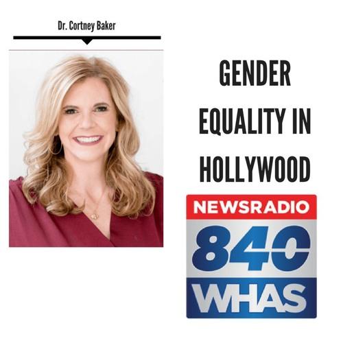 1/10/17 Gender Equality/In-Equaltiy in Hollywood, Dr. Cortney Baker