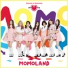 Video MOMOLAND (모모랜드) - BBoom BBoom (뿜뿜) (without rap) download in MP3, 3GP, MP4, WEBM, AVI, FLV January 2017