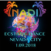 Ecstatic Dance Nevada city w Nadi 1/9/2018