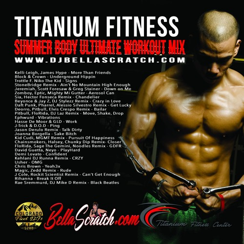 Titanium Fitness Presents Summer Body Ultimate Workout Mix