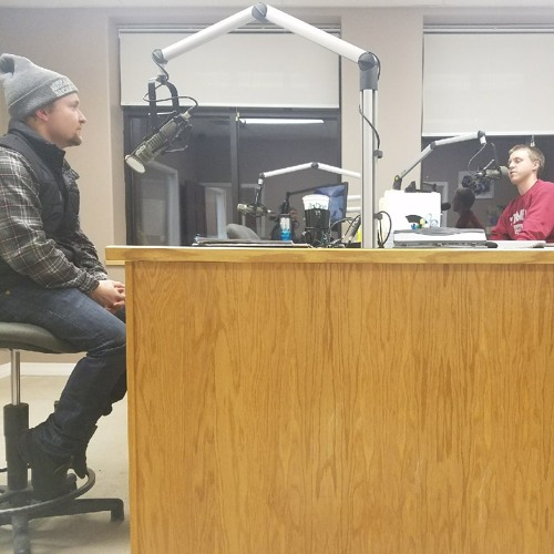 Jake Mack Joins the Roseau Rams coaches show